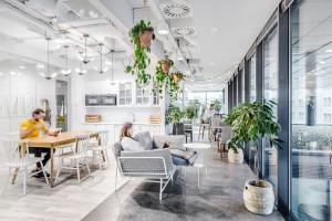 Nordea Scandinavia Office - oto biuro opanowane przez skandynawski duch