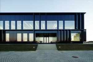 Oto siedziba firmy Pivexin Technology projektu Mus Architects. Projekt wart wyróżnienia
