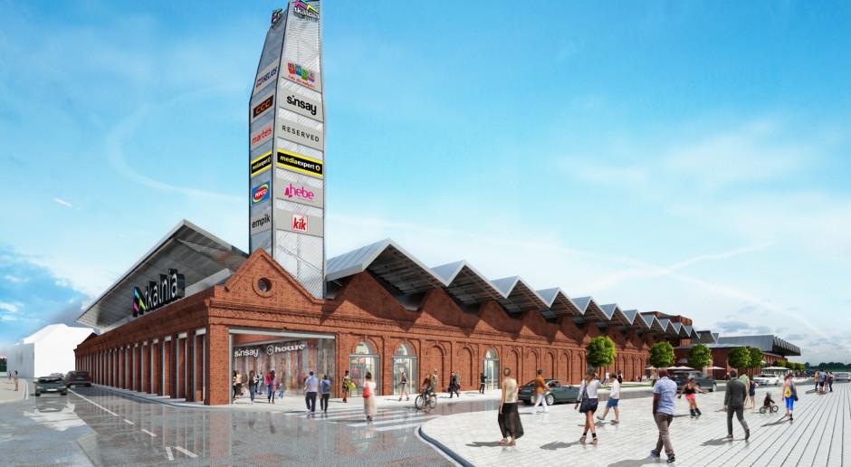 Nowy obiekt handlowy w Pabianicach tuż przed wielkim otwarciem
