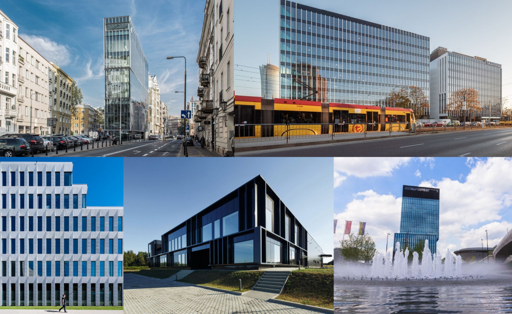 """Property Design Awards 2019: Oto wielka """"piątka"""". Te inwestycje nominowaliśmy w kategorii: Bryła - Biurowiec"""