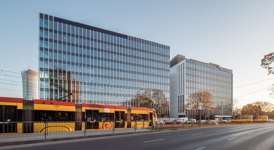 Coworki Business Link wkraczają do biurowców Skanska