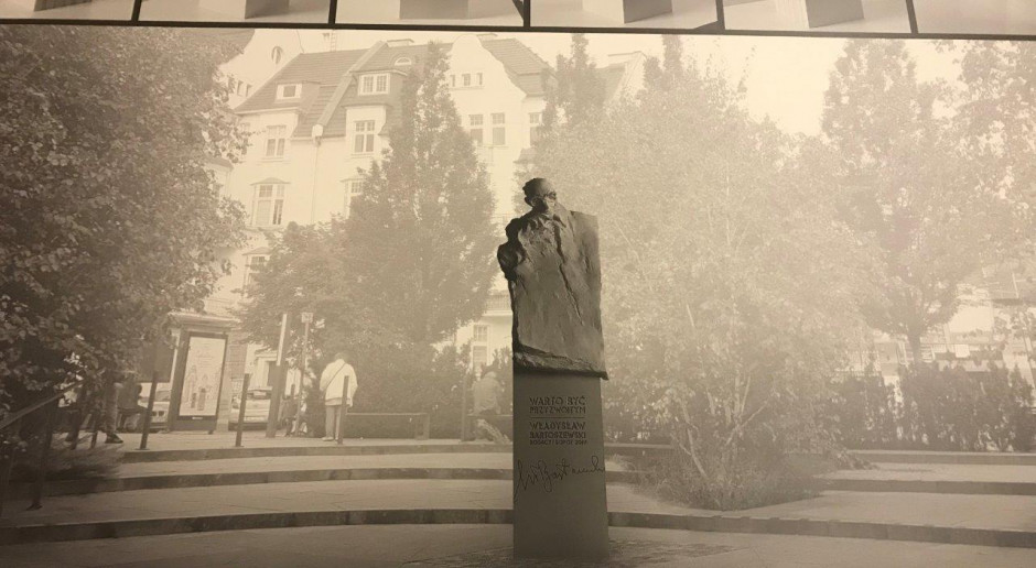 Rozstrzygnięto konkurs na pomnik Władysława Bartoszewskiego w Sopocie