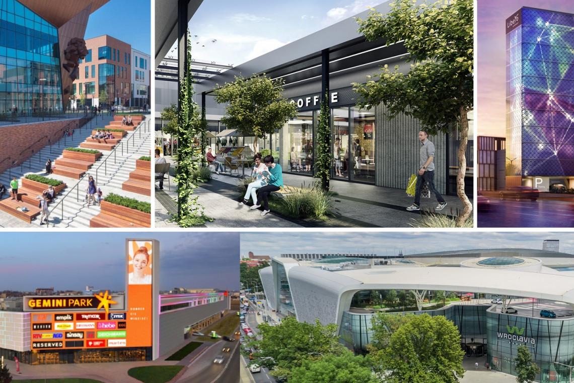 Handlowe bryły warte nagrody. Która z nich zgarnie Property Design Award?