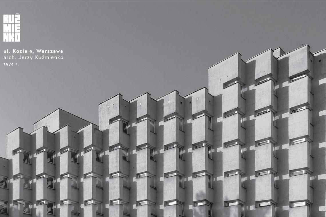 Rzeźbiarski wyraz architektury według Jerzego Kuźmienko