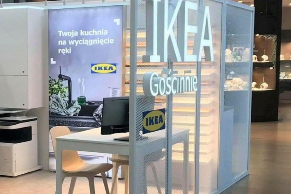 IKEA Gościnnie zamknęła punkt w Gdyni