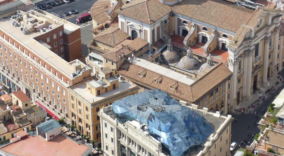 Wielkie projekty w Australii, a może spacery po dachach miast?