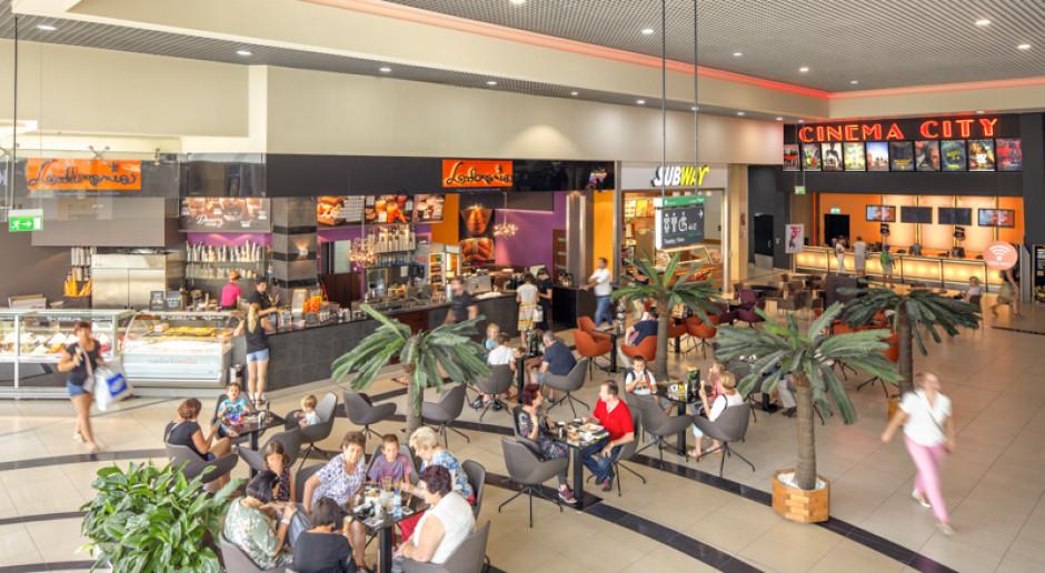 Strefa food court coraz ważniejsza