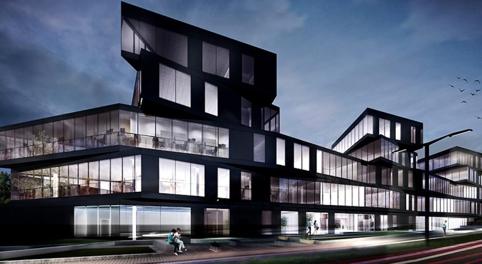 Designerski biurowiec w Rzeszowie od Blok Architekci