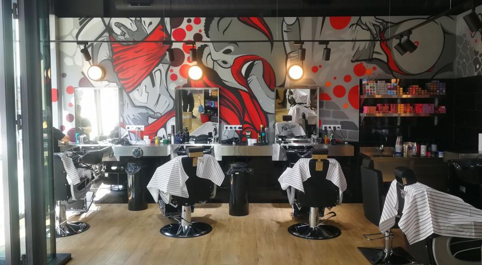 Nowy koncept barber-shopu w Placu Unii