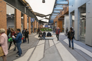 Które wnętrze centrum handlowego warte jest nagrody?