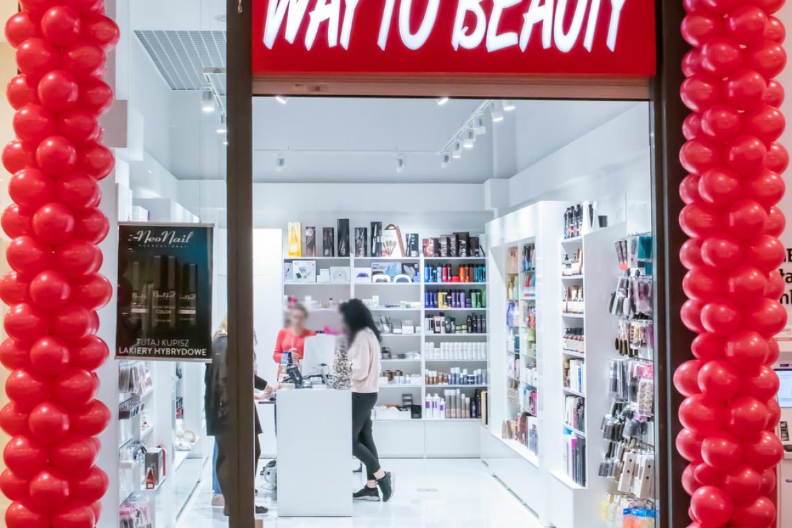 Way To Beauty stawia na minimalistyczny koncept