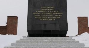 Odnowiony pomnik, podjazd dla niepełnosprawnych, nowa nawierzchnia. Koniec remontu sarkofagu w MTN