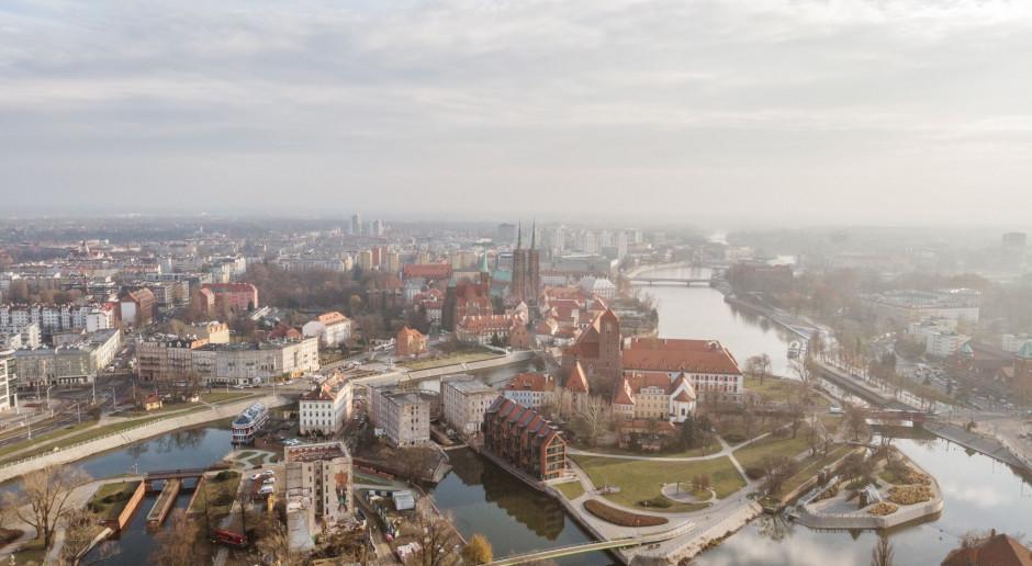 Concordia na Wyspie Słodowej we Wrocławiu. Trwa realizacja niezwykłego projektu