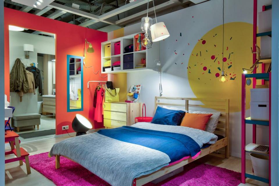 Ikea Pokazała Prawdziwe Sypialnie Mieszkańców Design
