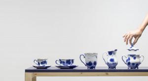 Niezwykła kolekcja porcelany naznaczona pracą ludzkich rąk