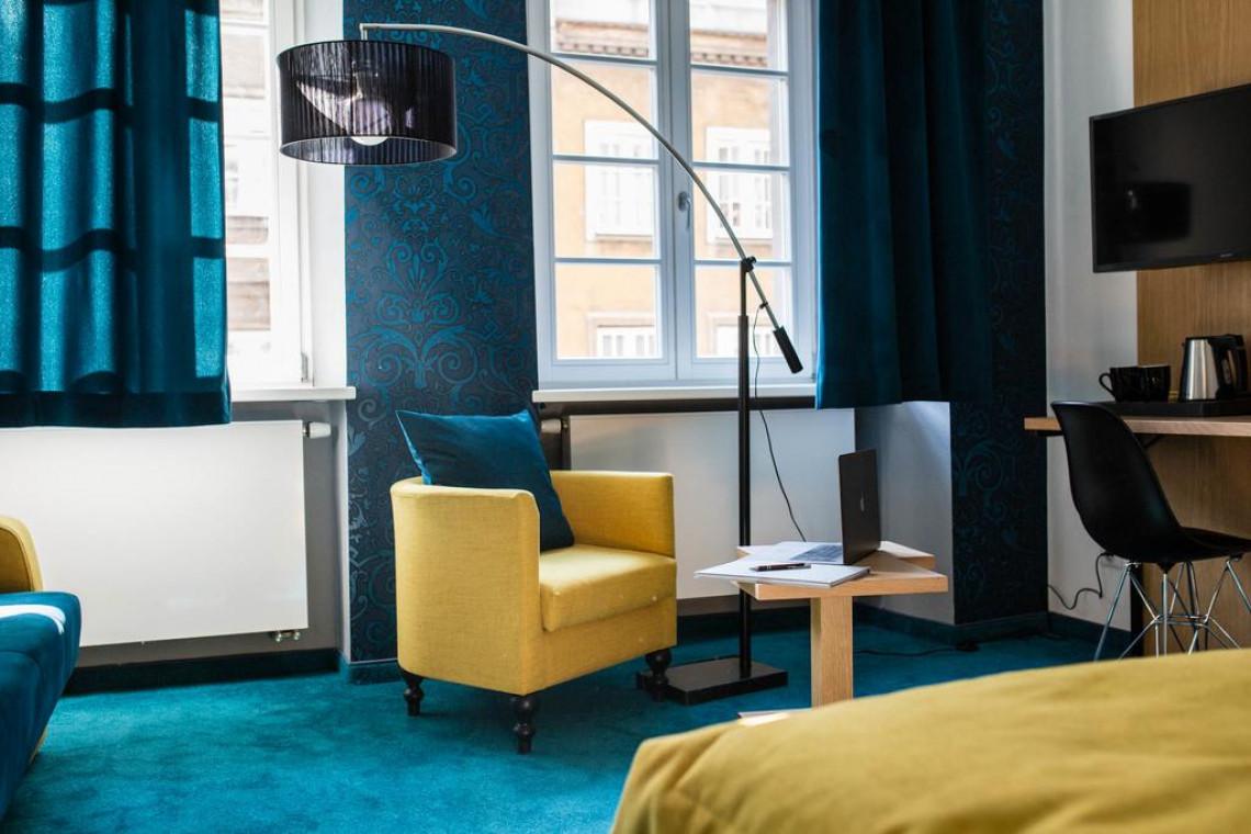 Santorini w środku Poznania? Rusza nowy butikowy hotel