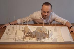 To jeden z barwniejszych projektów BXBstudio. Projekt Polskiej Zagrody na 4 Design Days