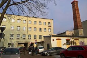 Łódź rewitalizuje: fabryka przy ul. Tuwima znów będzie miała ceglaną elewację