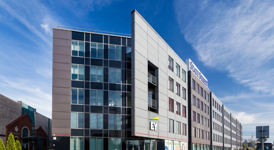 Biurowiec Kazimierz Office Center jest