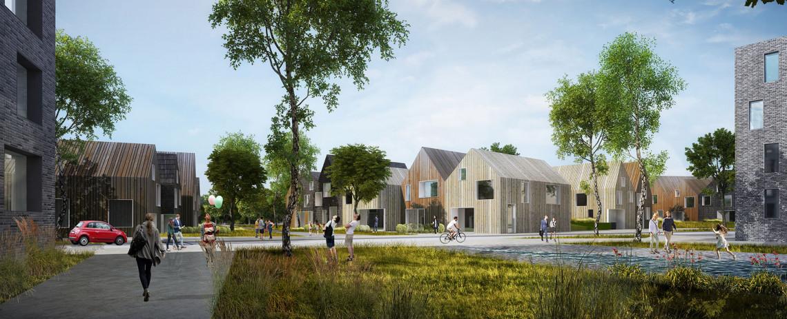 To będzie pierwsza zielona dzielnica w polskim mieście! O projekcie mówi Bartłomiej Kisielewski z Horizone Studio