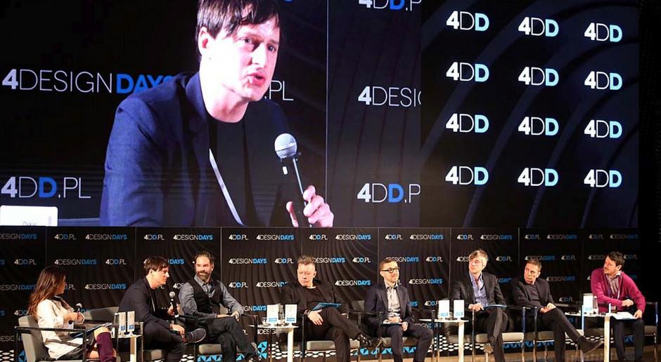4 Design Days: Tworzenie światowej marki to dobra zabawa