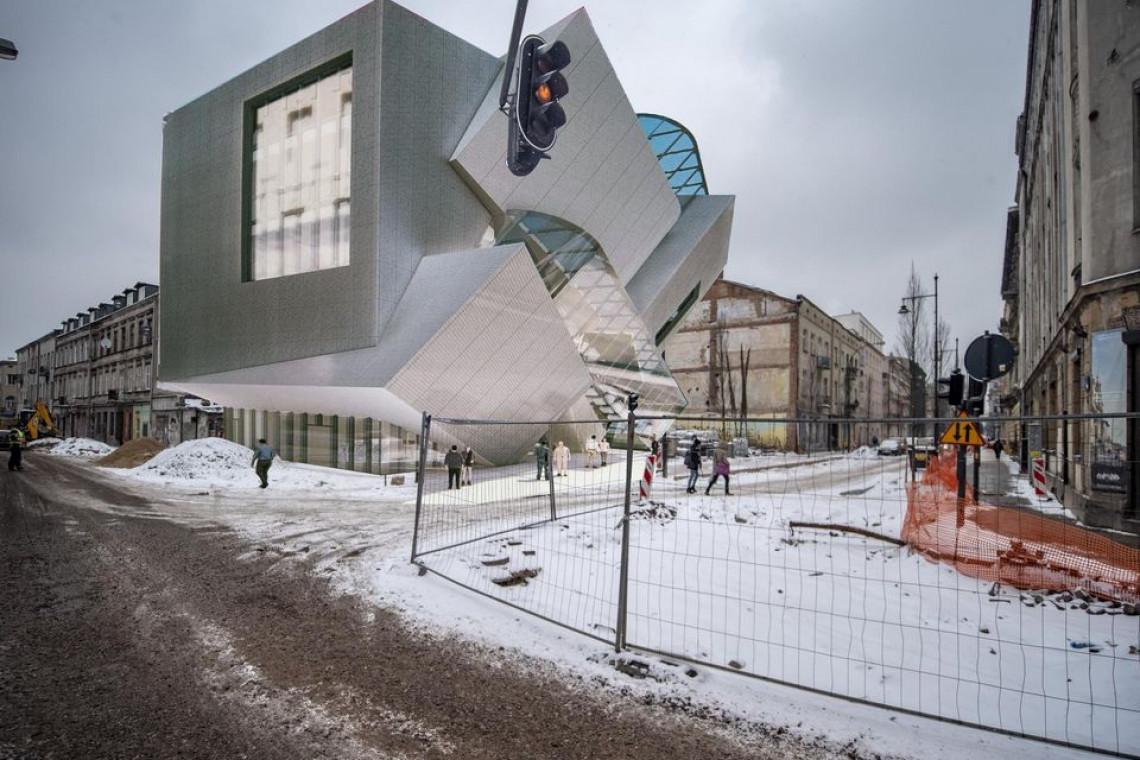 W Łodzi powstanie Specjalna Strefa Detalu. Pierwszy gmach zaprojektuje Daniel Libeskind