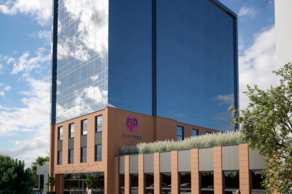 Bydgoszcz z hotelem w zrewitalizowanym budynku. To projekt studia Architektonika