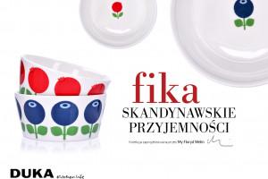 Oto efekt współpracy Duka ze szwedzką projektantką My Floryd Welin