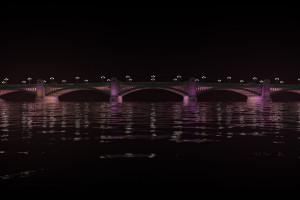Iluminacja londyńskich mostów - największe na świecie zamówienie publiczne w zakresie sztuki