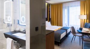 Trwałość i design w hotelowej łazience