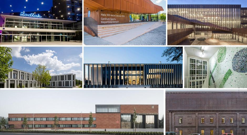 Precz z nudą! Obiekty publiczne dobrą architekturą stoją