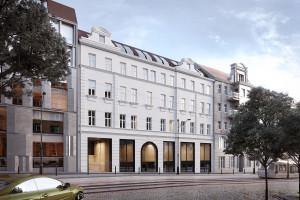 Easst Architects odmienią poznańską kamienicę