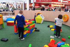 Co-working, plac zabaw i strefa wypoczynku. CH Auchan Bielany zaskoczyło