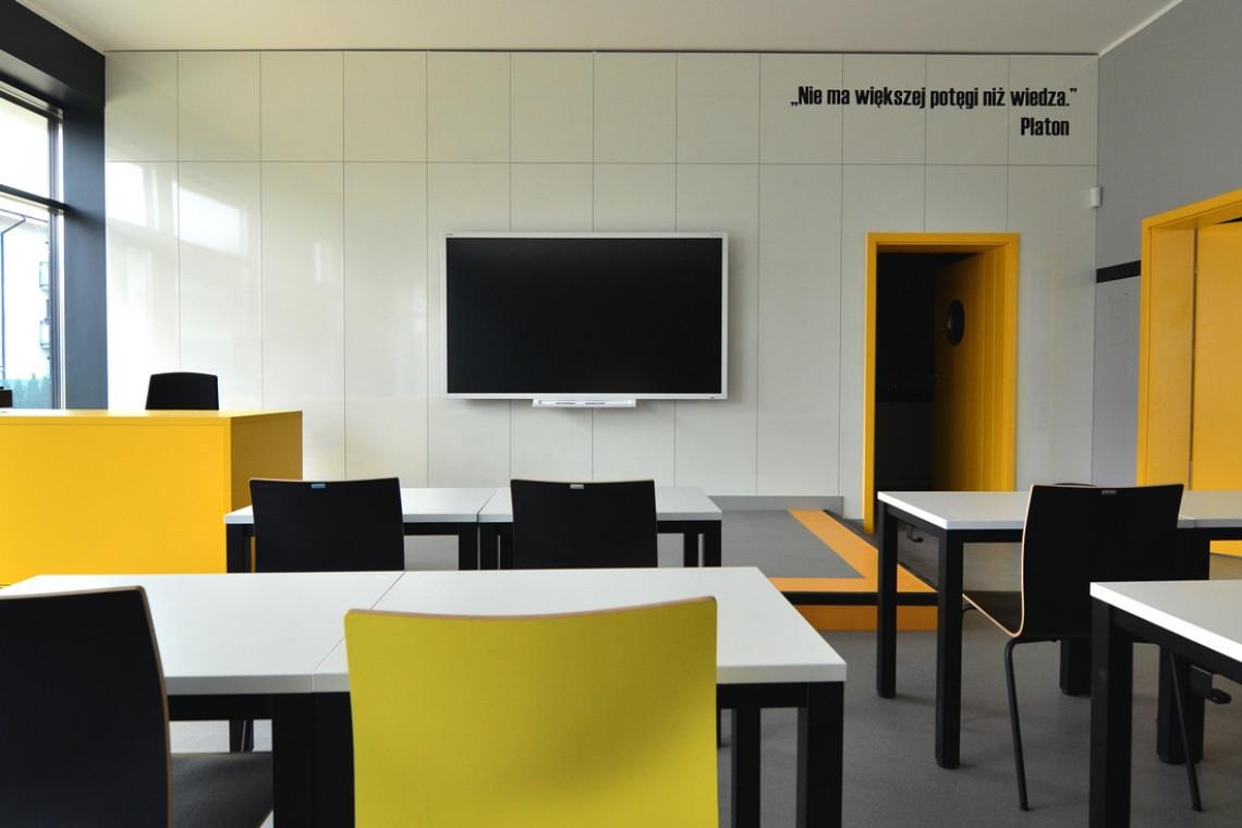 Szkoła XXI wieku według biura Pracownia21