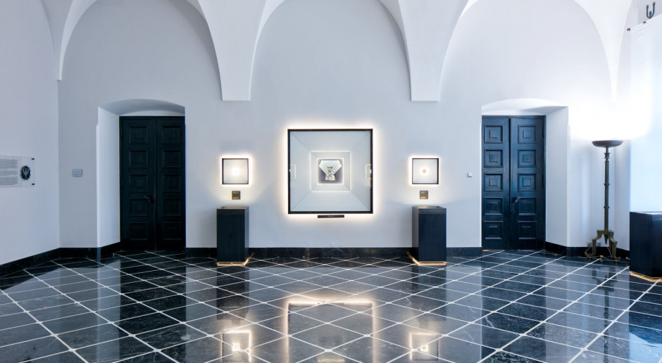 Oto Sala Orderu Orła Białego w Pałacu Prezydenckim. To projekt Nizio Design International