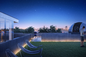 Obserwatorium astronomiczne na dachu biurowca? Tak to możliwe!