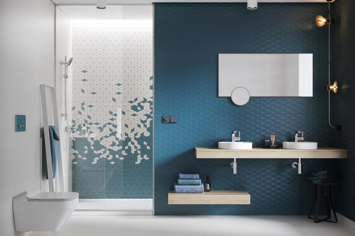 Cztery Najważniejsze Trendy łazienkowe 2019 Roku Design