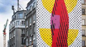 Warszawski street art zyskał oryginalny mural