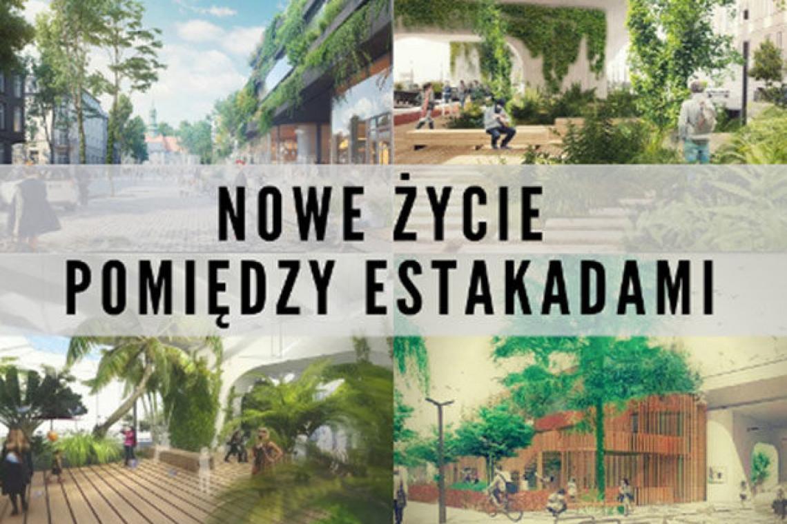 Nowe życie pomiędzy estakadami. Co dalej z krakowską inwestycją?