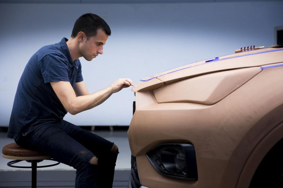 Sekrety rzeźbiarza samochodów