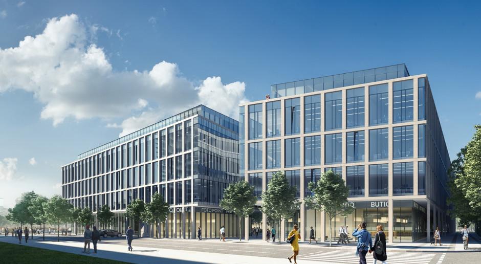 To będzie najnowocześniejszy kompleks biurowy w Gdyni. Marina Office z pozwoleniem na budowę