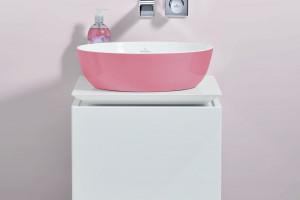 Tytanowa moc zaklęta w delikatnej formie umywalek