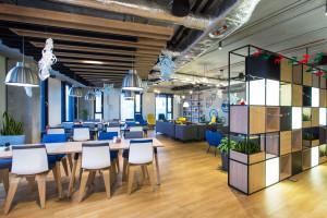 TOP: Największe biurowe otwarcia pierwszej połowy 2019 roku. Co za przestrzenie!