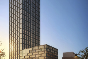 Wyjątkowa inwestycja w sercu warszawskiej Woli. To dzieło amerykańskich architektów!