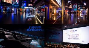 Helios zaskoczył w Warszawie. Miks innowacyjnej technologii z magią kultowych stołecznych kin