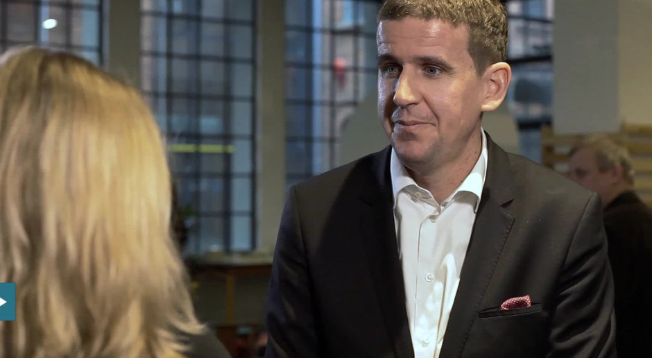 Nicklas Lindberg, Echo o rewitalizacji fabryki Scheiblera: Chcemy stworzyć nowe centrum miasta
