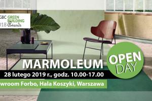 Forbo Flooring Polska zaprasza na Marmoleum Open Day