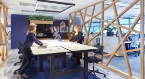 Biuro jak dobry garnitur. Oto siedziba firmy Prologis w biurowcu Lumen