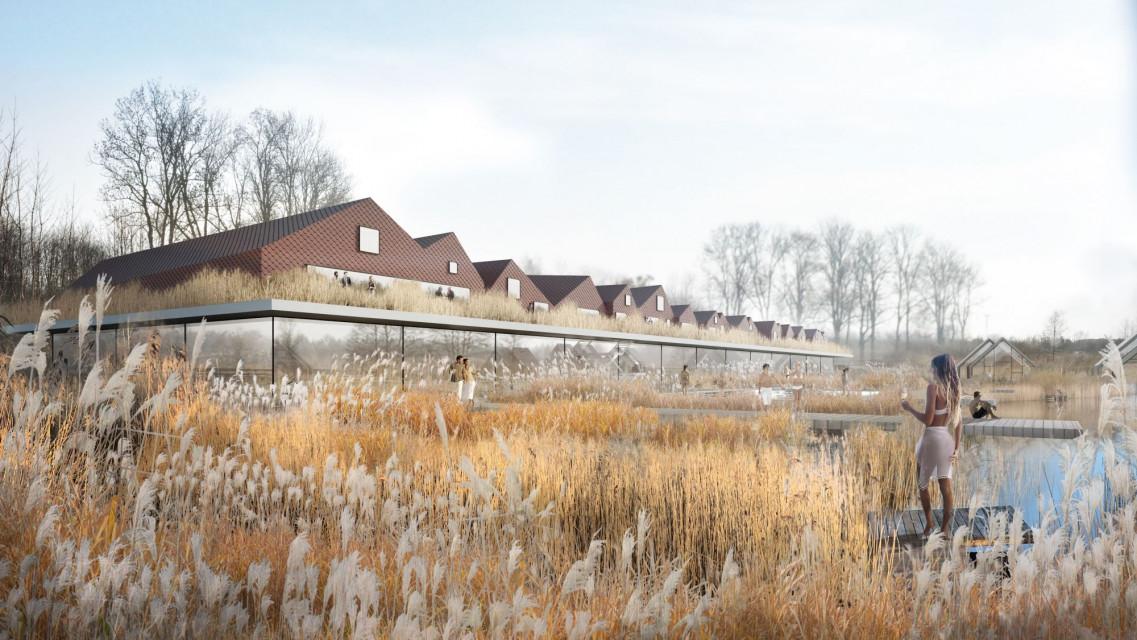 Luksusowy resort zatopiony w krajobrazie. O jedynej takiej inwestycji hotelarskiej na Mazurach opowiada Maciej Zawadzki z MJZ