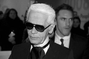 Zmarł Karl Lagerfeld